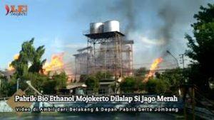 Video Detik Detik Bio Etanol Meledak