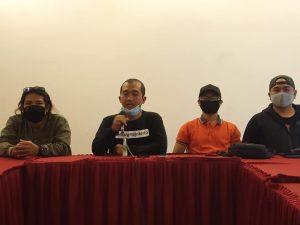 GMCM Siap Pasang Badan Lindungi Penyebar Brosur Dinasti Korupsi di Mojokerto