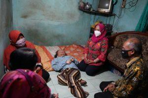 Walikota Mojokerto Beri Semangat Penyandang Disabilitas