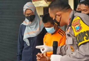 Cabuli Siswi Mojokerto Pria Asal Malang Diamankan