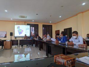 Draft RPPLH, Public Hearing, PMII Mojokerto