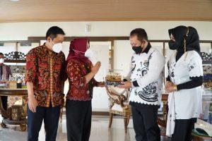 Bupati Jember, Walikota Mojokerto, Kerjasama, Antar Daerah