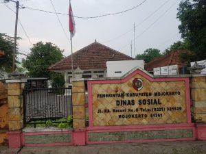 Bekerja Tak Sesuai Pedoman, TKSK Terancam SP 1 Dinsos Kabupaten Mojokerto