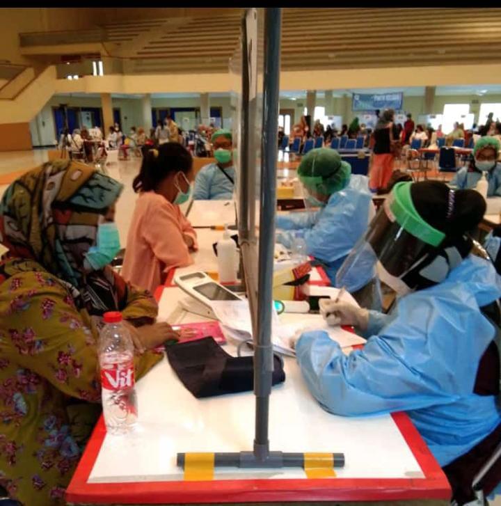 Jangan Khawatir, 2.500 Dosis Vaksin Sinovac Disiapkan Untuk Ibu Hamil di Surabaya