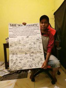 Dituduh Dokter Gadungan, Gerakan Petisi Save Mas Pur Makin Masif