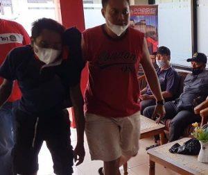 Lawan Petugas, Pelaku Pembunuhan Di Trowulan Didor di Kaki