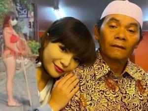Dinar Candy Pakai Bikini Dijalan Kini Minta Maaf Sama Sang Ayah